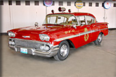 1958 Chevrolet Fire Chief
